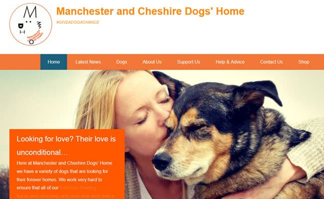 Jooce is Proud to Support Manchester & Cheshire Dogs' Home Charity Event – 30 March 2018